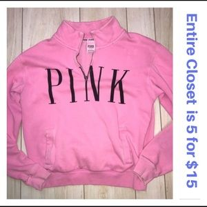 PINK Victoria's Secret Pullover Sweatshirt